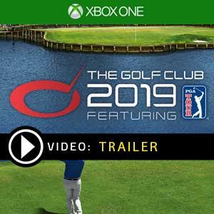 The Golf Club 2019 featuring PGA TOUR Xbox One en boîte ou à télécharger