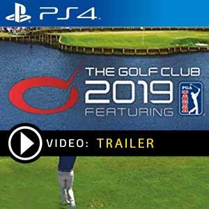 The Golf Club 2019 PS4 en boîte ou à télécharger