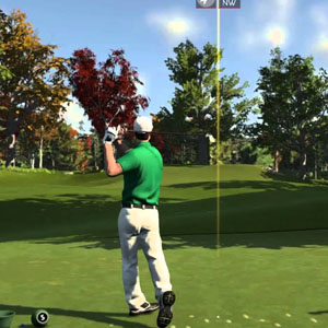 The Golf Club Xbox One parcours de Golf