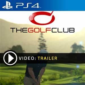 The Golf Club PS4 en boîte ou à télécharger