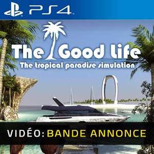 The Good Life PS4 bande-annonce vidéo