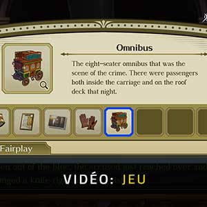 The Great Ace Attorney Chronicles Vidéo De Gameplay