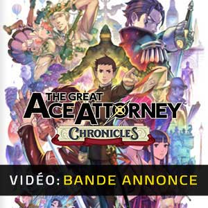 The Great Ace Attorney Chronicles Bande-annonce Vidéo