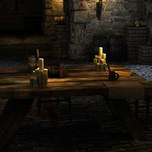 Maison de guilde The Guild 3