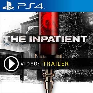 Acheter The Inpatient PS4 Code Comparateur Prix