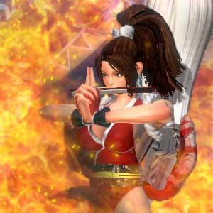 The King of Fighters 14 Nakoruru Mai