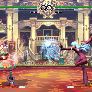 The King of Fighters 14 Gameplay Image