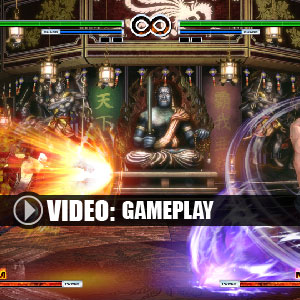 The King of Fighters 14 Gameplay Video