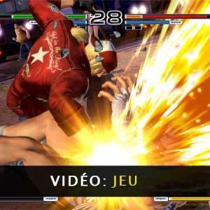 The King of Fighters 14 vidéo de gameplay