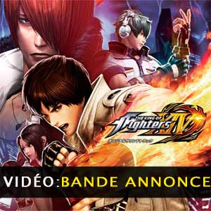 The King of Fighters 14 bande-annonce vidéo