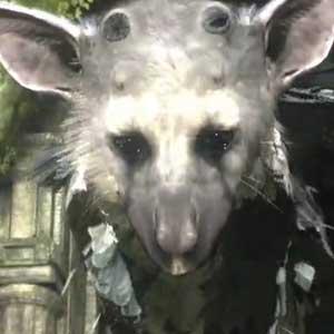 The Last Guardian PS4 Giant Créature