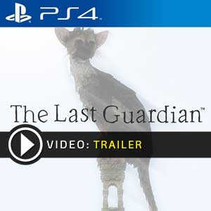The Last Guardian PS4 en boîte ou à télécharger