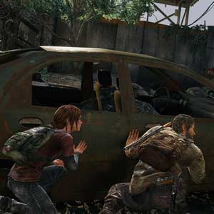 The Last of Us Remastered PS4 Enquête