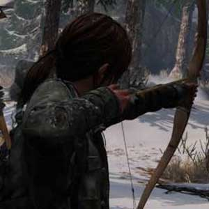 The Last of Us Remastered PS4 flèche