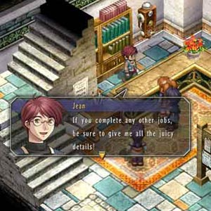 The Legend of Heroes Trails in the Sky Quête