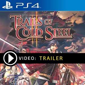 The Legend of Heroes Trails of Cold Steel 2 PS4 en boîte ou à télécharger
