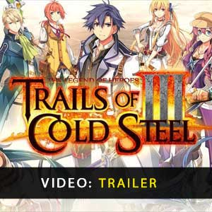 Acheter The Legend of Heroes Trails of Cold Steel 3 Clé CD Comparateur Prix