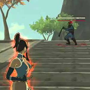 The Legend of Korra Attaque