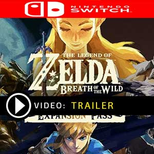 The Legend of Zelda Breath of the Wild Expansion Pass Nintendo Switch en boîte ou à télécharger
