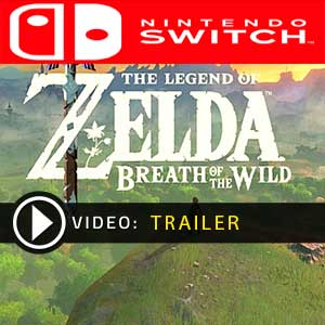 Acheter The Legend of Zelda Breath of the Wild Nintendo Switch Comparateur Prix