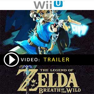 The Legend of Zelda Breath of the Wild Wii U en boîte ou à télécharger