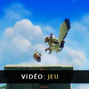 The Legend of Zelda Links Awakening vidéo de gameplay