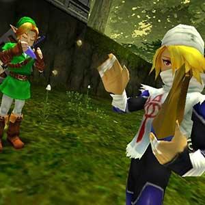 Acheter The Legend of Zelda Ocarina of Time 3D Nintendo 3DS Download Code Comparateur Prix