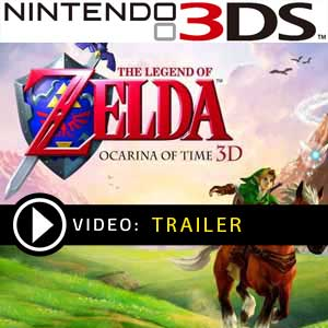 The Legend of Zelda Ocarina of Time 3D Nintendo 3DS Prices Digital or Box Edition