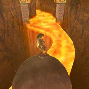 The Legend of Zelda Skyward Sword HD Nintendo Switch Temple De La Terre