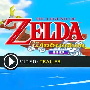 Legend of Zelda The Wind Waker HD Wii U en boîte ou à télécharger