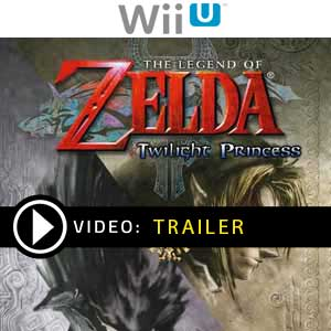 The Legend of Zelda Twilight Princess Nintendo Wii U en boîte ou à télécharger