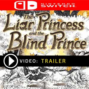 The Liar Princess and the Blind Prince Nintendo Switch en boîte ou à télécharger