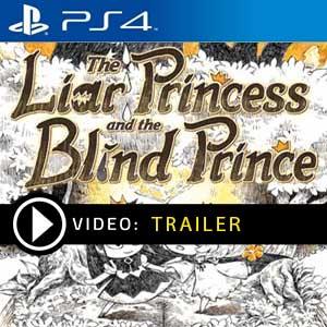 The Liar Princess and the Blind Prince PS4 en boîte ou à télécharger