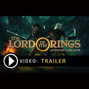 Buy The Lord of the Rings Adventure Card Game CD Key Compare Prices