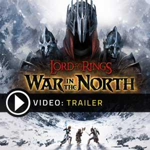 Acheter Le Seigneur des Anneaux la Guerre du Nord clé CD Comparateur Prix