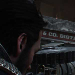 The Order 1886 PS4 Gameplay