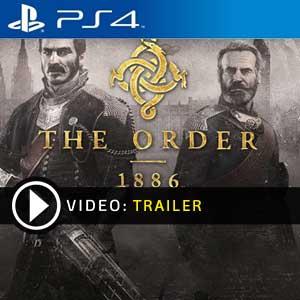 The Order 1886 PS4 en boîte ou à télécharger
