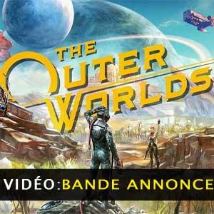 The Outer Worlds Vidéo de la bande-annonce