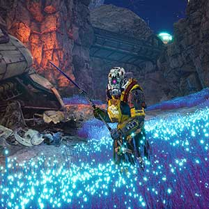 The Outer Worlds Peril on Gorgon Canyon Des Gorgones