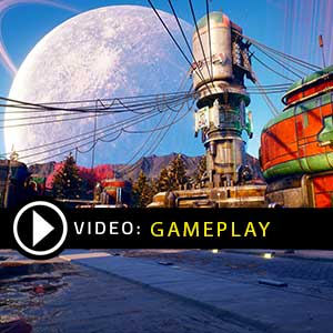 The Outer Worlds PS4 Gameplay Video