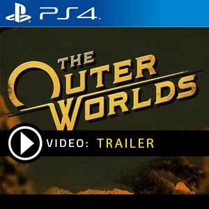 The Outer Worlds PS4 en boîte ou à télécharger