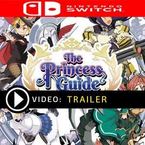 The Princess Guide Nintendo Switch en boîte ou à télécharger