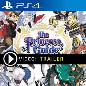 The Princess Guide PS4 en boîte ou à télécharger