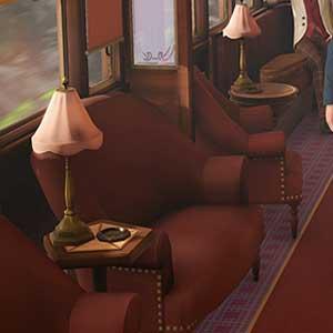 un train dans les Alpes suisses