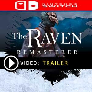 The Raven Remastered Nintendo Switch en boîte ou à télécharger