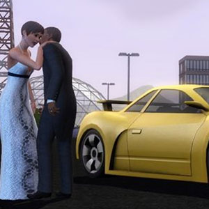 The Sims 3 Fast Lane Stuff Couple