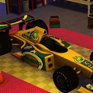 The Sims 3 Fast Lane Stuff Formule 1