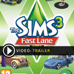 Acheter The Sims 3 Fast Lane Stuff Clé Cd Comparateur Prix