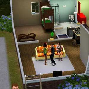 The Sims 3 Showtime Gameplay