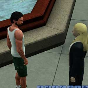 The Sims 3 Showtime Personnage